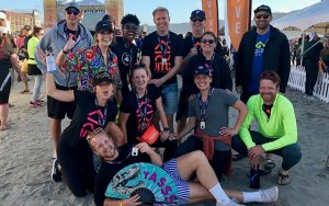 2019 Hood to Coast team at Finish